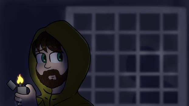 [LittleNightmares] Thumbnail Art for Hexedecimal