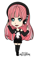 Original Character, Nao by magicalgirlme