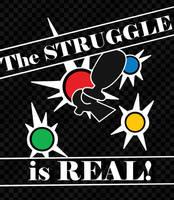 The Struggle by magicalgirlme
