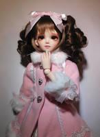 A Sweet Lolita in Winter by magicalgirlme