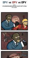 Team Fortress 2 Spy Vs Spy
