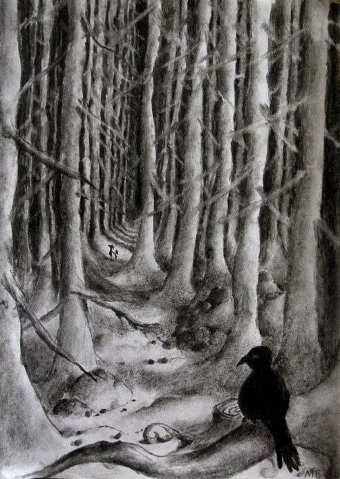 Skog by NattTtoll
