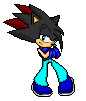 Zane The Hedgehog by RAGEZILLA2012