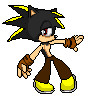 Volt The Hedgehog by RAGEZILLA2012