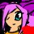 Sakurawolf Icon by baudelairestitch