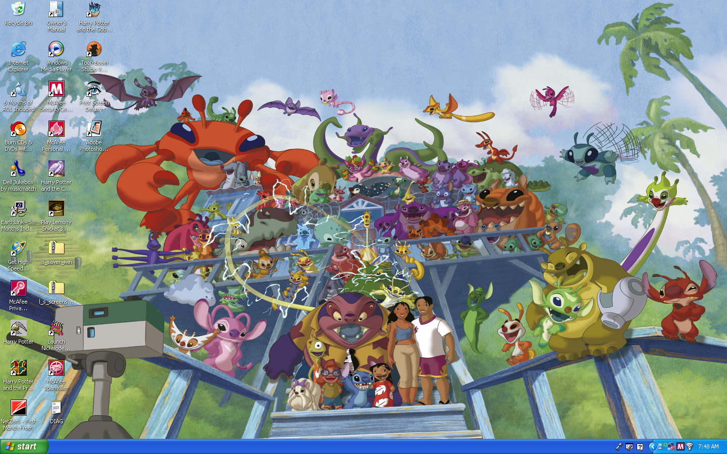 Lilo And Stitch Wallpapers 1920x1080 Full Hd 1080p Desktop