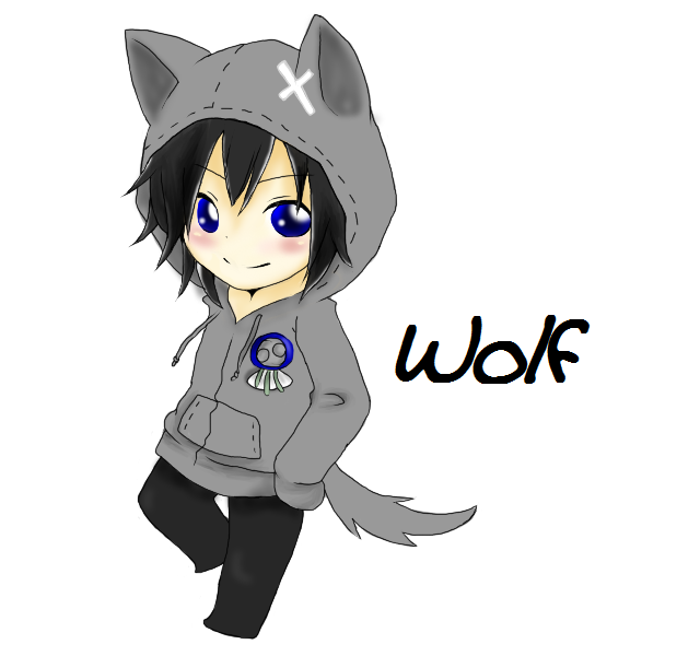 Anime Wolf Boy Pictures To Pin On Pinterest Pinsdaddy