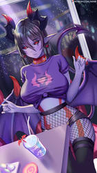 Date with a Demoness - Patreon Jul (2020)