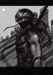fan pic of Ninja Gaiden 2 by narrator366