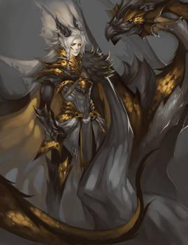 Character design Eveno