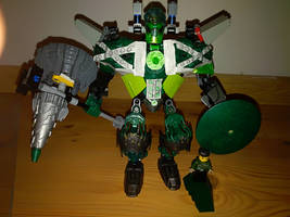 Bob the Conqueror Lego version