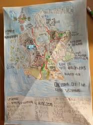 Olterod map