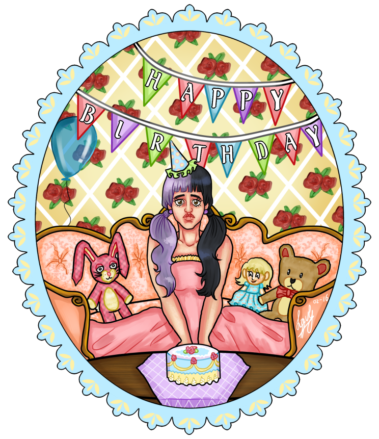 Pity Party by Sidhlair