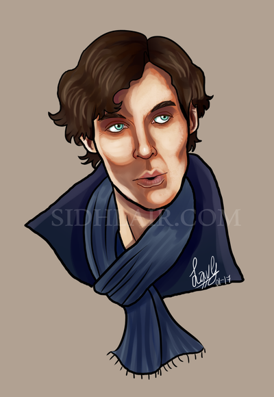 Sherlock by Sidhlair