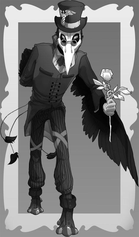 Dr. Plague