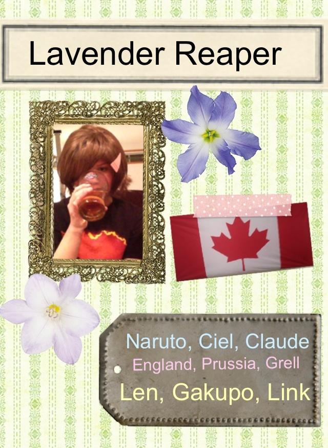 LavenderReaper's Profile Picture