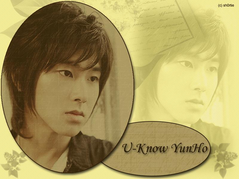 U-know YunHo by chruxsh0rtie