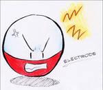 Non-circular Electrode