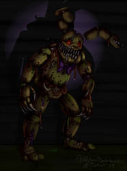 nightmare springbonnie or some shit idk