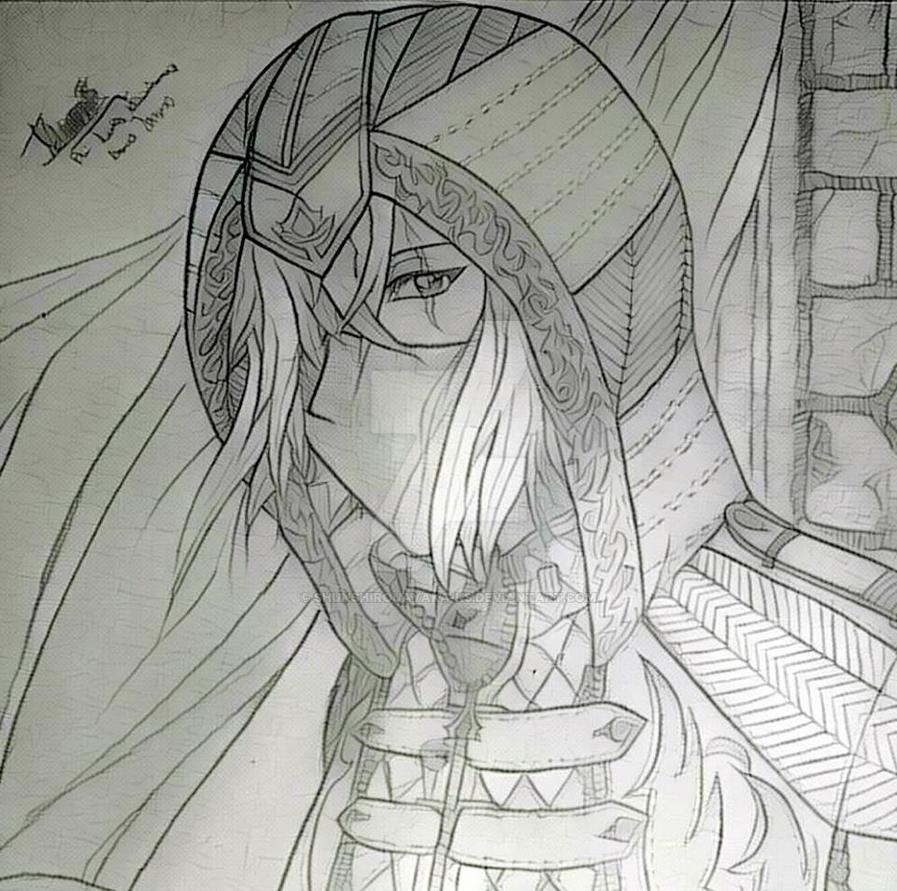 Assassin's Creed Fanart by ShunShirouAyaka-KS