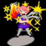 Nashi The Great Fire Dragon