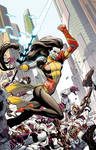 X-Men: Powers Of X #1 (variant) cover
