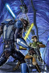 Star Wars: Knights of the Old Republic #26