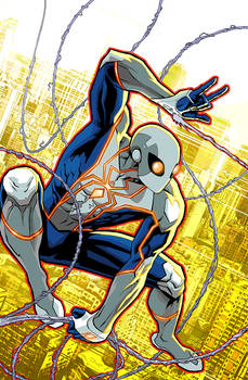 The Amazing Spider-Man #62 variant cover