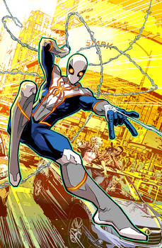 The Amazing Spider-Man #62 Walmart exclusive cover