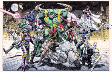 WildC.A.T.s Commission