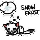 Snowfrost Chibi Sticker by stranglerfig