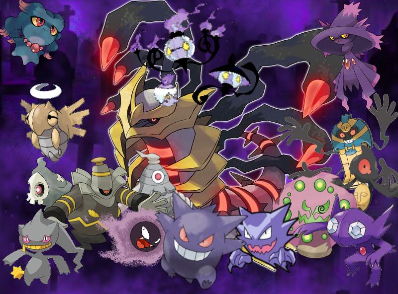 Ghost Pokemon Background Images Pokemon Images