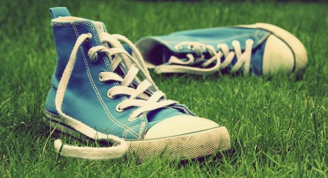 My shoes by Kokopa