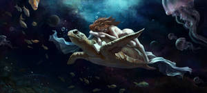 Dreaming flight by Malabra