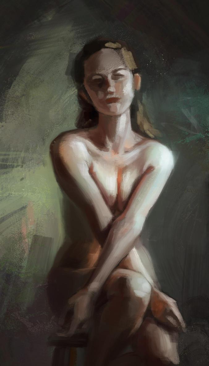 Body study (02) by Malabra