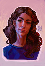 Color Portrait(01)