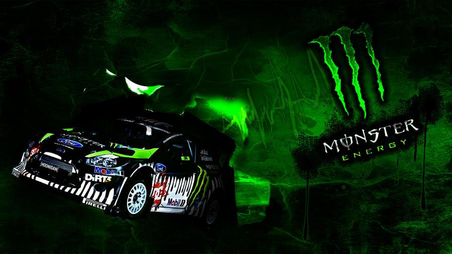 monster energy wallpaper by