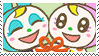 chrissy n francine stamp