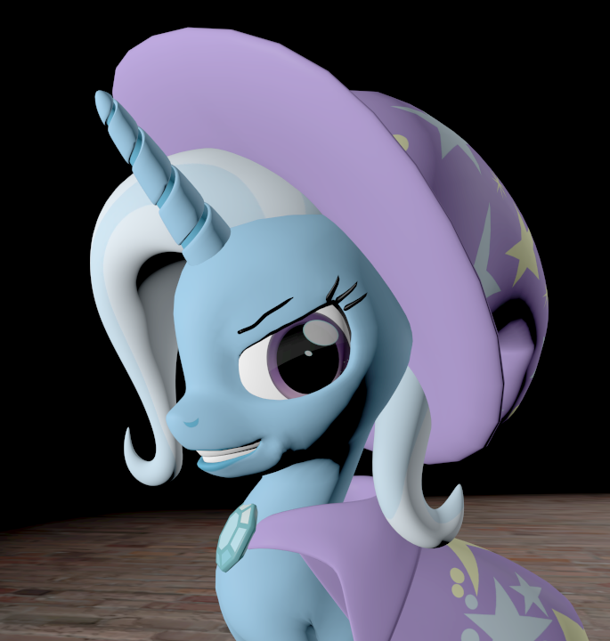 Trixie By Weird-Fish (SFM Style)