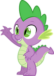 [1] Spike Vector by GlessMLP