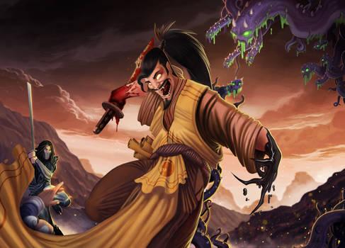Legend of the Five Rings - Kitsu Gongsun