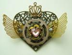 sailormoon steampunk locket 7