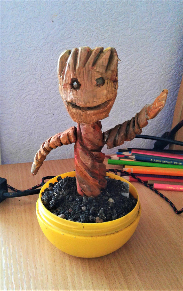 Groot =) by Anuar232320