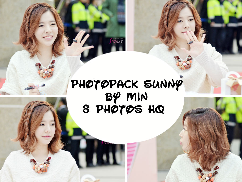 Photopack Sunny By Min by minminlovehunhan