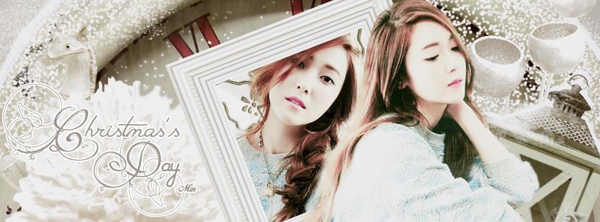 [Jessica] Last Chrismas - By Min by minminlovehunhan