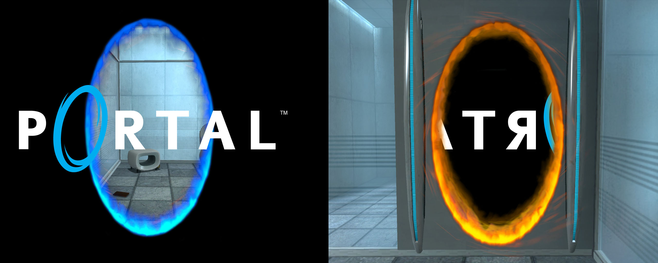portal 2 wallpaper dual - photo #31