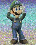 Luigi mosaic