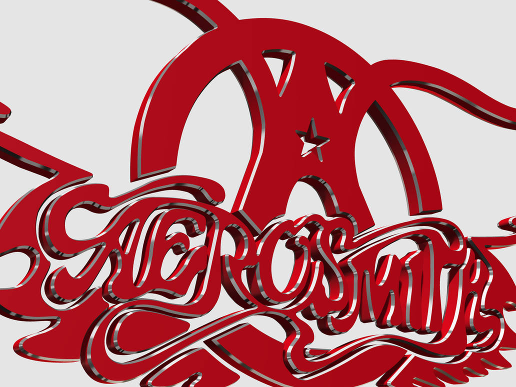 Aerosmith Logo By Cozmicone On Deviantart