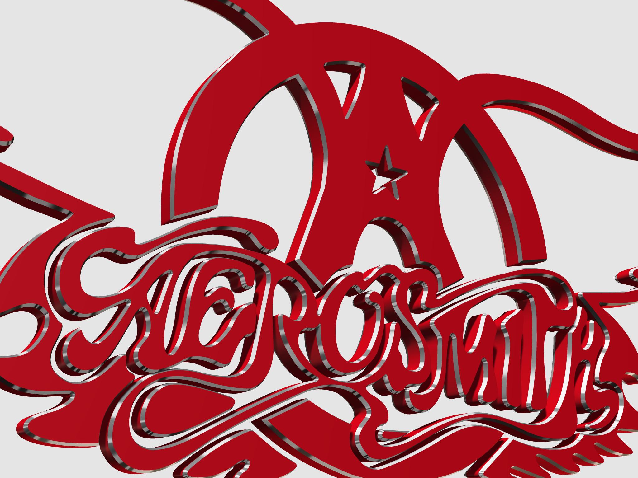 Aerosmith Logo By Cozmicone On Deviantart