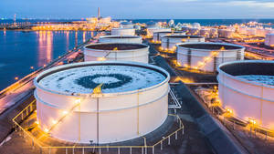 Fuel Tank Lightning Protection And Oil Industry